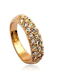 lureme®diamond voll besetzten Ring
