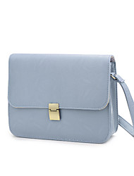 Snap Lock Cross-body Bag(26cm*21cm*7cm)