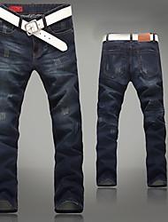 Mens Straight Jean Pants