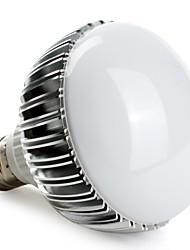 15W E26/E27 Ampoules Globe LED 12 LED Haute Puissance 910 lm Blanc Naturel AC 85-265 V