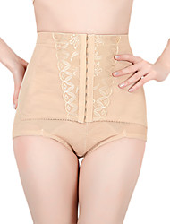Chinlon High Waist Shaper Briefs