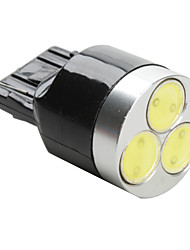 T20 3W SMD LED weiß Glühbirne für Auto (DC 12V)