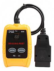 b300 srs airbag scan & outil de réinitialisation pour bmw