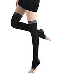 pernas de qualidade stovepipe sono meias 480d (um minuto eficaz)