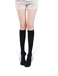 pernas de qualidade stovepipe panturrilha meias 360D (um minuto eficaz)
