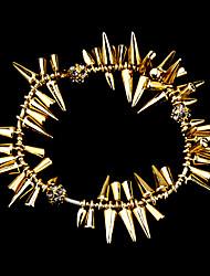 Legering Dames Amulet Armbanden Bergkristal