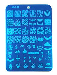 Korean Blue Film Printing Plate