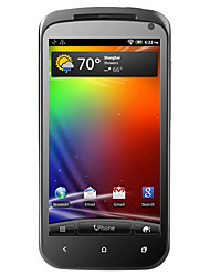 Ace - 3G Android 2.3 Smartphone with 4.3 Inch Capacitive Touchscreen (Dual SIM, GPS, WiFi)