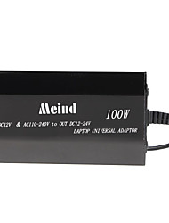 100W Car & Home Power Adapter with Charging Adapters for Laptop
