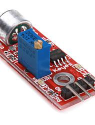 elettronica fai da te (per arduino) Modulo sensore di rilevamento suono del microfono