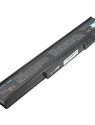 4800mAh batteria a 6 celle per il gateway-m255 e m255 m360s m360sb m360se m360x m360a m360b m360c m460a m460b m460e m460e m460s 8550gb
