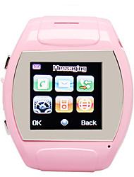 """MQ007 1.44 """"cellulare orologio 2g (fm, quad band, lettore mp3)"""