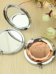 Personalized Make Up Compact - Forever Love (More Colors)