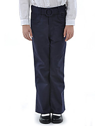Kids Jacquard Belt Weila Trousers