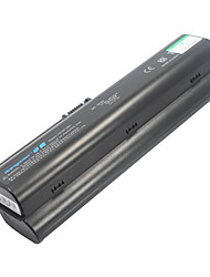 6600mAh 9 Cell Battery for HP Pavilion DV2100 DV2200 DV2300 DV2500 DV2600 DV6200 DV2700 DV2800 DV2900 DV6100 DV6500 DV6400