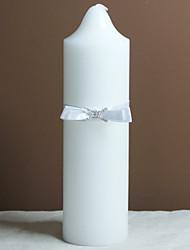cristal de la unidad elegante vela de conjunto