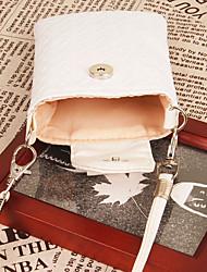 Weave Phone Crossbody Bag