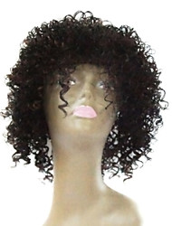 Fashion Wavy High Quality Synthetic Short African American Wig