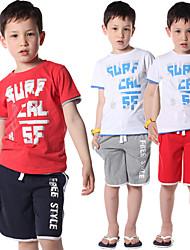 Мальчики хлопок коротких штанишках