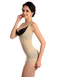 perfeita das mulheres ventilação shapewear cincher cintura