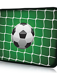 "Shooting Football Neoprene Laptop Sleeve Case for 10-15"" iPad MacBook Dell HP Acer Samsung"
