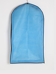 Elegant Waterproof Cotton / Tulle Suit Length Garment Bag