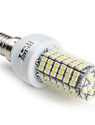 5W E14 / G9 / E26/E27 LED a pannocchia T 120 SMD 3528 400 lm Bianco V