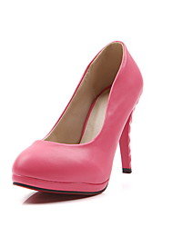 Leatherette Stiletto Heel Pumps/ Platform Party/ EveningShoes (More Colors)