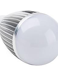 gu10 7w 700lm 6000-6500k naturelle ampoule led boule blanche (85-265v)