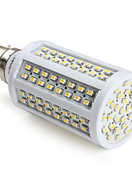E14 / B22 156 SMD 3528 500 LM Warm White / Natural White T LED Corn Lights V