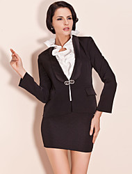 TS Removable Collar Blazer