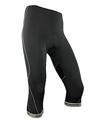 SANTIC Bike/Cycling Pants/Trousers/Overtrousers / 3/4 Tights / Bottoms Men's / Unisex Breathable / Quick Dry / WearableSpandex /