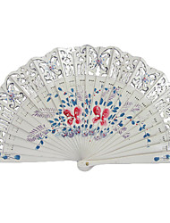 Floral Classic Hand Fan
