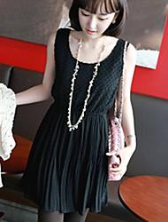 Summer Cute Elegant Vest Dress