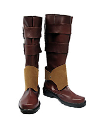 Cosplay Boots Inspired by Pandora Hearts Oz Bezarius