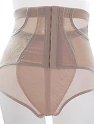 ultra-finos na cintura da calça de lycra