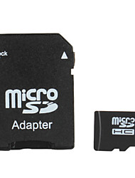 32GB Class 10 MicroSDHC TF Memory Card and SDHC Adapter