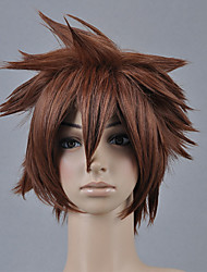 sora cosplay perruque