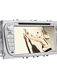 7-Zoll-Auto-DVD-Player mit 3D-Schnittstelle für Ford Focus / Mondeo (gps, 800x480, Bluetooth, DVB-T, RDS, PIP, CAN-Bus)