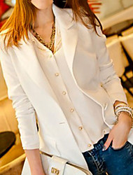 Ladies' Trendy Chiffon Contracted Suit