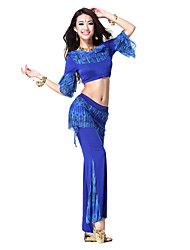 Lovely Dancewear Viscose Belly Dance Outfit For Ladies More Colors