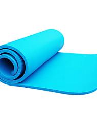1.83m di lunghezza Yoga Mat nbr 15mm (colori assortiti)