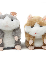 Mimicry Pet Talking Hamster Toy for Dog (Assorted Color)