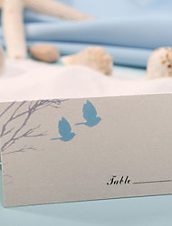 Place Cards and Holders Place Card - Love Birds (Set of 12)