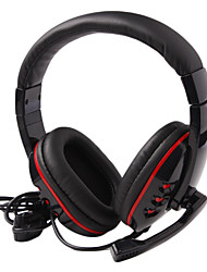 auriculares de la computadora de alta calidad con micrófono