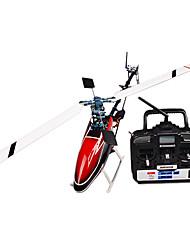 MYSTERY 450V3-100 Clone Trex450 V3 Helicopter (Blade,Canopy Random color)