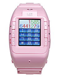 1,3 Zoll Bluetooth Quad-Band-Watch Mobile Phone