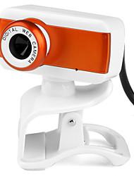 plug-and-play 12,0 megapixels CMOS digital Câmera do PC webcam