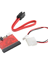 IDE to SATA Two Way Transition Card