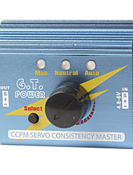 G.T.Power CCPM Maître Cohérence Servo